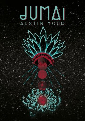 Affiche Jumai Austin Tour